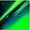 Colored Chrome Emerald Green