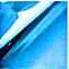 Colored Chrome Light Blue